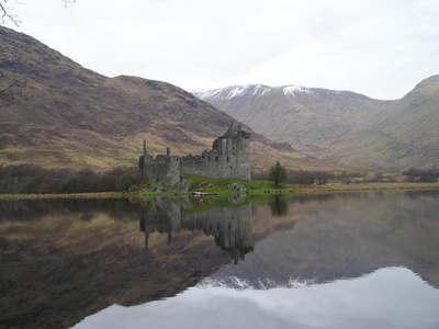 Tierras Altas - Escocia