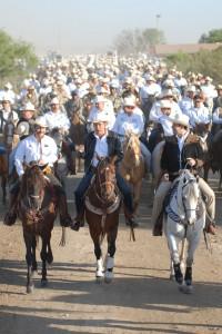 Coahuila de Zaragoza. Percusor de las Cabalgatas.