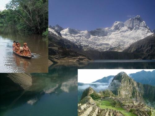 Una visión del Perú y sus maravillas