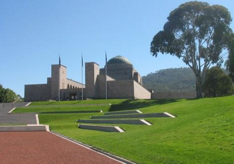Australian War Memorial en Canberra