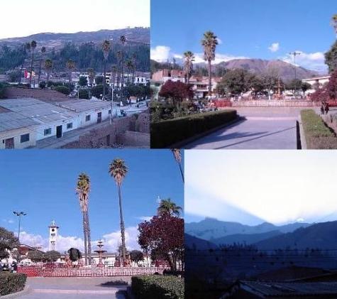Varias vistas de Carhuaz