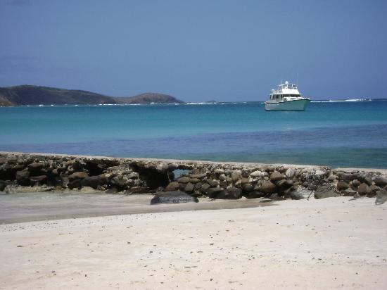 Isla Grande - Culebra