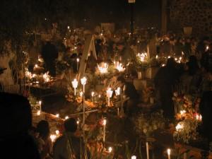 Noche de los muertos.