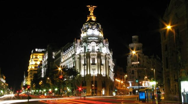 Madrid - De noche