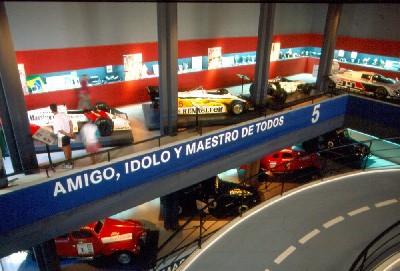 Museo Juan Manuel Fangio - Balcarce