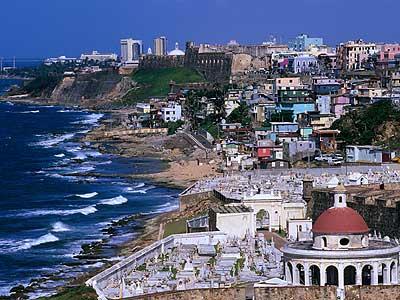 Viejo San Juan - Puerto Rico
