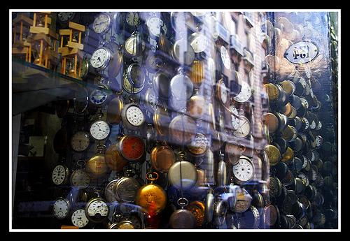 La Chacarita de los relojes