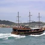 Barco Pirata - Florianópolis