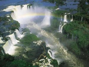 Cataratas de Foz de Iguazú