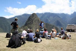 Tour por Machu Picchu