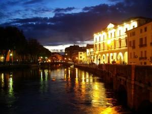 Ciudad de Treviso - Italia