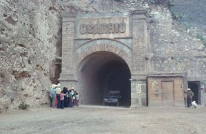 Túnel de Ogarrio.