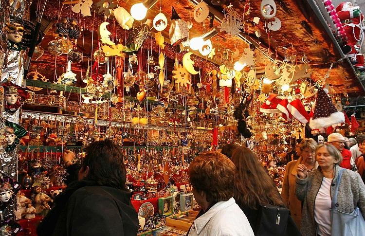 Mercado de Navidad - Munich