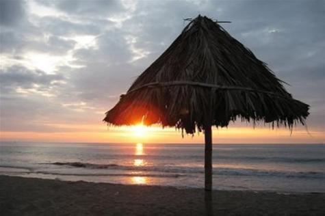 Playa Zorritos en Tumbes