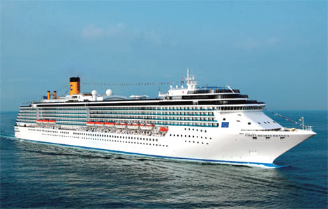 Cruceros Costa Mediterranea