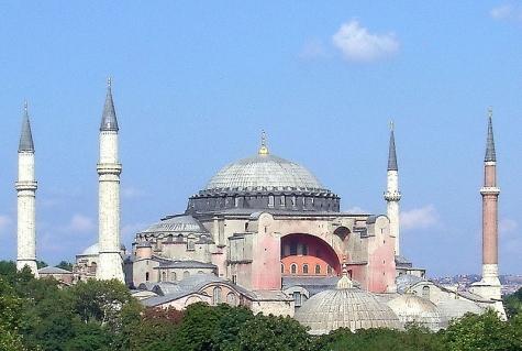 Antigua iglesia de Santa Sof?a en Estambul