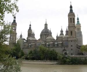 Basílica en Zaragoza